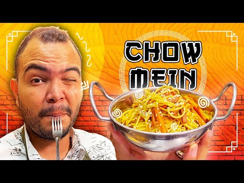 LA RAZON DEL SAZÓN |La Impactante Sencillez  del Chow Mein de Chorizo y Bologna