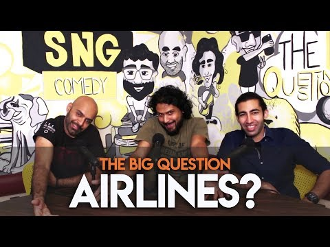 SnG: Airlines? The Big Question   S2 Ep22