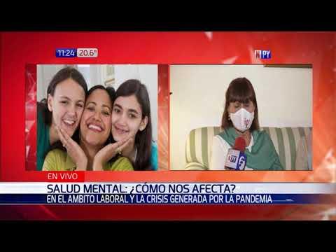 La epidemia silenciosa: Los remanentes de la pandemia en la salud mental
