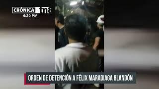 Ministerio Público investiga a Félix Maradiaga por actividades ilícitas con su fundación - Nicaragua
