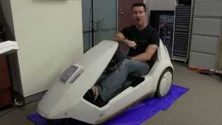 EEVblog #604 - Sinclair C5 Restoration - Part 1