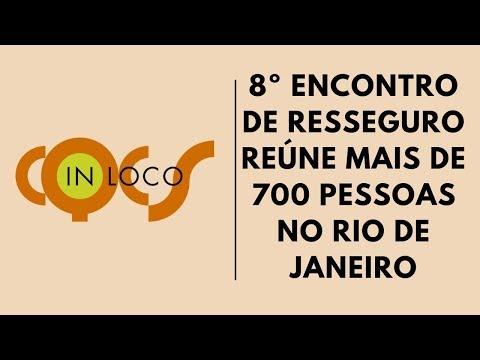 Imagem post: 8º Encontro de Resseguro reúne mais 700 pessoas de Rio de Janeiro