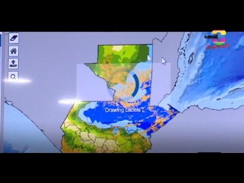 Pronostican un incremento en las lluvias para este fin de semana