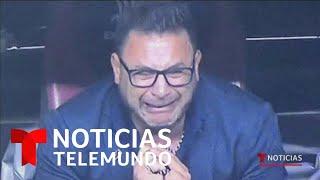 Conmueve una imagen del entrenador de los Rayados de Monterrey   Noticias Telemundo