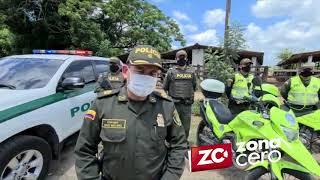 Policía ofrece recompensa para desmantelar bandas dedicadas al abigeato en el Atlántico