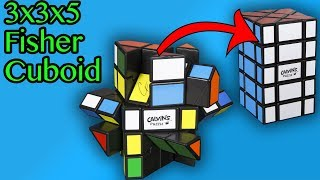 3x3x5 Fisher Cuboid - Can I solve it?