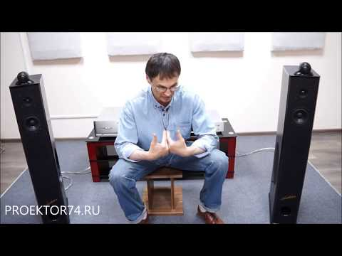 Обзор акустики Aleks Audio ID-270 Axaltation