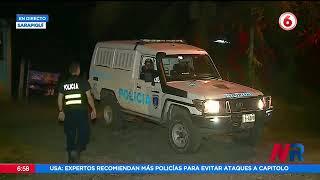 Búsqueda de sospechoso de violaciones en serie en Sarapiquí llega a su quinto día