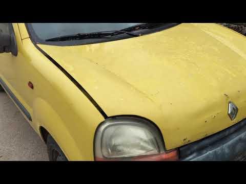 Renault Kangoo 2000 m dalys