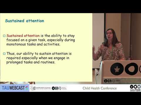 Personalized attention and cognitive control training for children with Autism