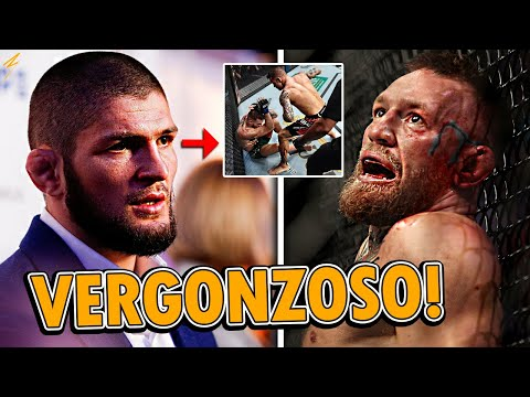 KHABIB HUMILLA! a CONOR MCGREGOR tras DERROTA en UFC 264 | Dana White QUIERE POIRIER vs MCGREGOR 4!