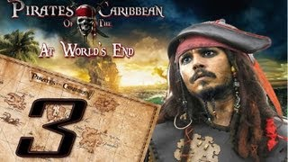 Прохождение Pirates of the Caribbean: At World's End PC [#3]