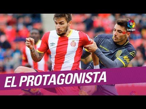 El Protagonista: Cristian Portu, jugador del Girona FC
