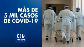 ????  COVID-19 en Chile - 5 de Marzo - #AlertaCNNCHV