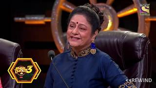 Super Dancer Chapter 3 | Dhairya Astonishes Aruna Ji | Tonight at 8 PM - SETINDIA