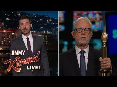 Wolf Blitzer Accepts Donald Trump's Fake News Award