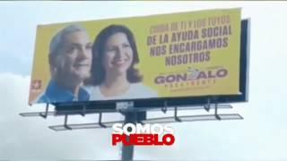 Campaña de Margarita Cedeño hace alusión con la ayuda social durante la pandemia
