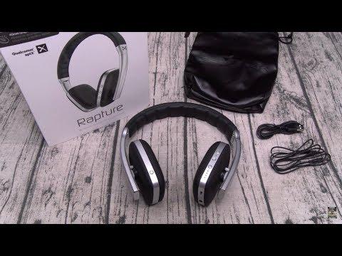 Ghostek Rapture Wireless Headphones -  HD 40mm Graphene Drivers