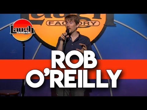 connectYoutube - Rob O'Reilly | Scalabrine & Bad Movie References | Laugh Factory Stand Up Comedy