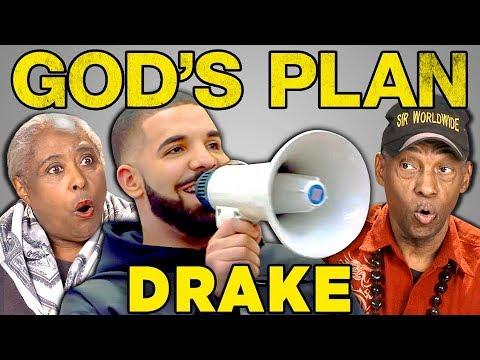 connectYoutube - ELDERS REACT TO DRAKE - GOD'S PLAN
