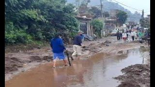 Cerca de 400 afectados por las lluvias de las últimas horas