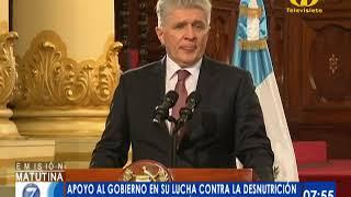ONU apoya a Guatemala en su lucha contra la desnutrición