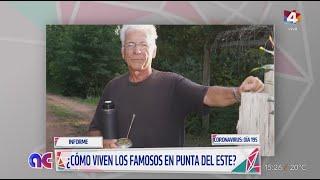 Informe: Luciana fue a Punta del Este en busca de los famosos que se mudaron a Uruguay