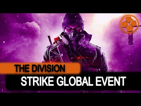 The Division 🔴 Strike Global Event | Negative Ramos | Grinding for Credits | PC Gameplay