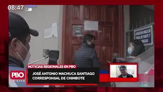 CORRESPONSAL PBO - José Antonio Machuca Santiago desde Chimbote