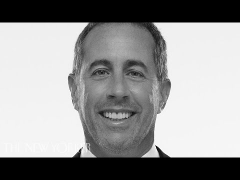 Jerry Seinfeld on Coming Out as Funny to His Parents   The New Yorker Festival