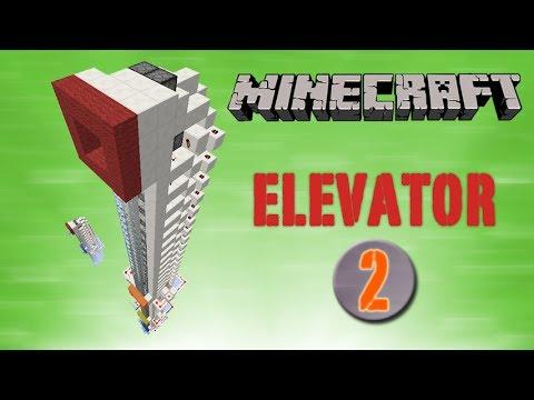 how to make minecart elevator hcf