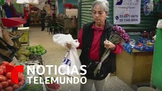 Ciudad de México se adapta a la prohibición de bolsas de plástico   Noticias Telemundo