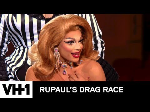Valentina's Under Fire for Her Fan Base | RuPaul's Drag Race Season 9 | VH1