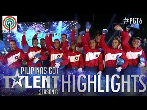 PGT Highlights 2018: Cebeco II Blue Knights | 10th Grand Finalist