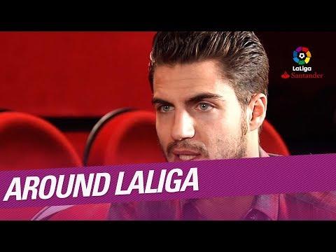 Around LaLiga: Maxi Iglesias, un actor muy colchonero