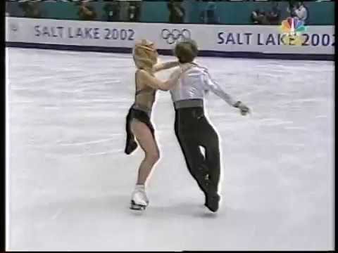 Bourne & Kraatz (CAN) - 2002 Salt Lake City, Ice Dancing, Free Dance