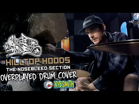 connectYoutube - Hilltop Hoods - The Nosebleed Section (Overplayed Drum Cover) - Kye Smith [4K]