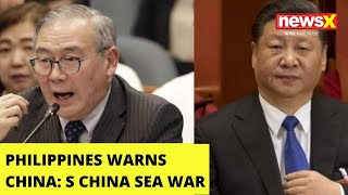 Philippines Warns China | South China Sea War | NewsX - NEWSXLIVE