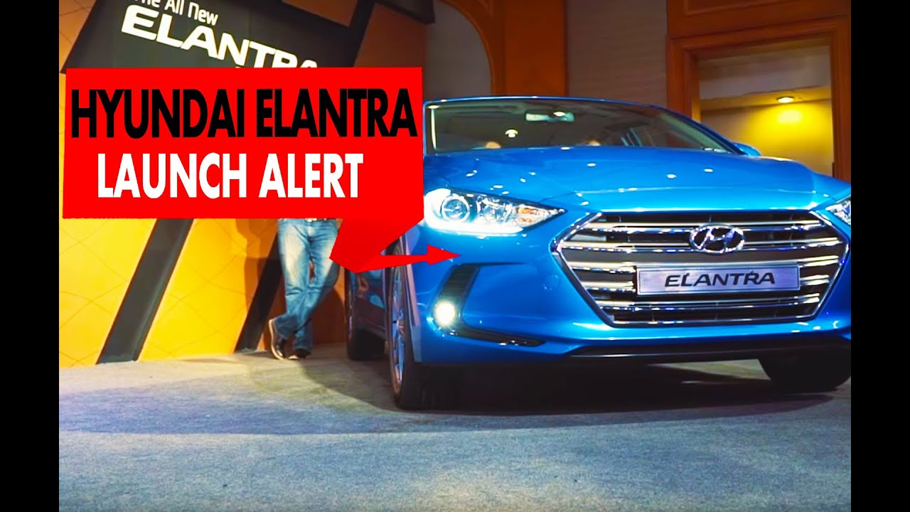 New Hyundai Elantra : Launch Alert : PowerDrift