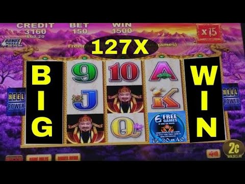 connectYoutube - Fortune King Deluxe Slot Machine Bonus ★BIG WIN★ ! Live Slot Play 127x BIG WIN