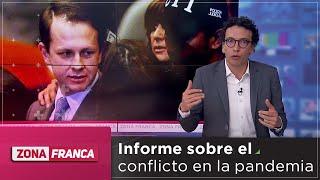 Zona Franca | Andrés Felipe Arias, informe sobre el conflicto en la pandemia y motín en La Modelo