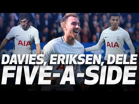 5-A-SIDE DREAM TEAM: DAVIES, ERIKSEN, DELE