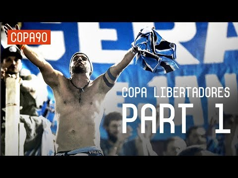 We Went To The Craziest Final In Football   Copa Libertadores Part 1