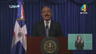 Medidas tomadas por el Presidente Danilo Medina ante pandemia
