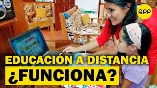Educación a distancia: ¿Funciona este método de enseñanza