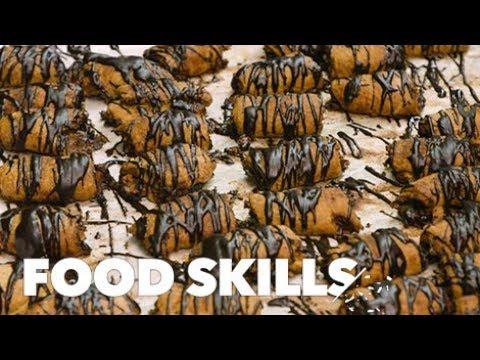 connectYoutube - Lee Lee's Rugelach Is Keeping Old-School Baking Alive in Harlem | Food Skills
