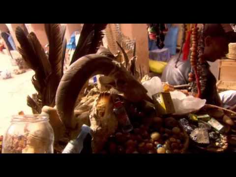 Jamie Oliver in Marrakesh Morocco.