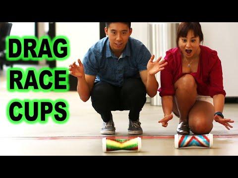 Drag Race Cups