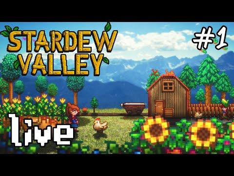 STARDEW-VALLEY-LIVE-EP.01-ชีวิ