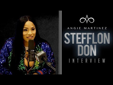 Stefflon Don Talks Female MC's + Linking Up With French Montana